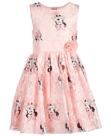 Toddler Girls Minnie Mouse Dress
