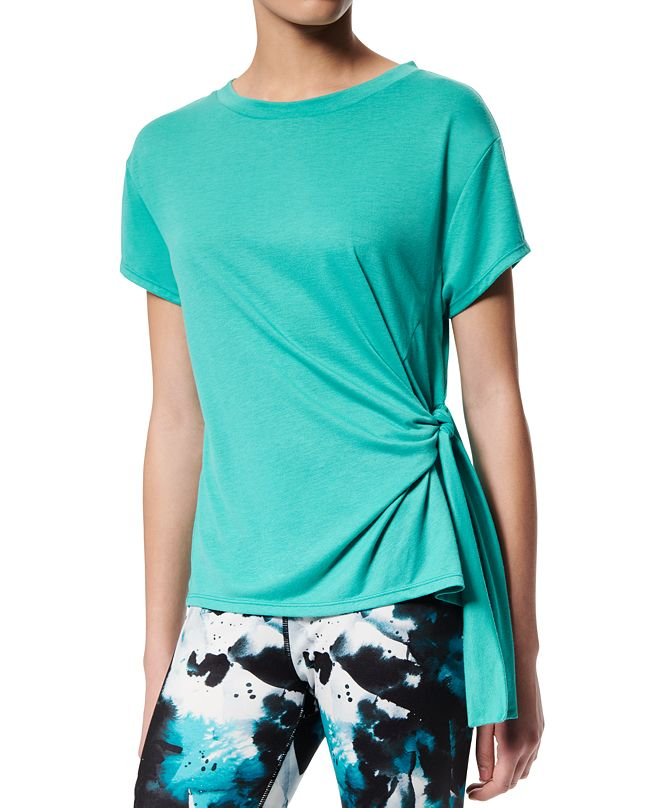 Marc New York Twisted Active T-Shirt