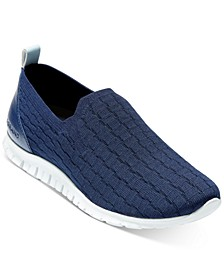ZERØGRAND Stitchlite Distance Slip-On Sneakers