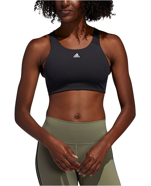 adidas Women's Ultimate Alpha High-Support Sports Bra