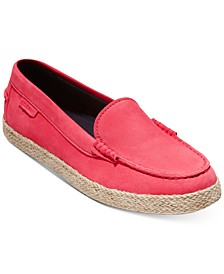 Nantucket Espadrille Loafers