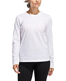 Women's Logo Long-Sleeve T-Shirt