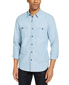 Men's Jaybird Regular-Fit Chambray Work Shirt