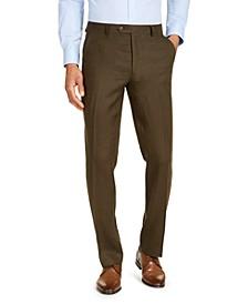 Men's Classic-Fit Linen Suit Separate Pants