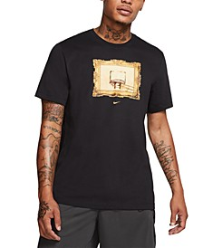 Men's Dri-FIT Graphic Basketball T-Shirt