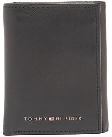 Men's Tri-Fold RFID Wallet