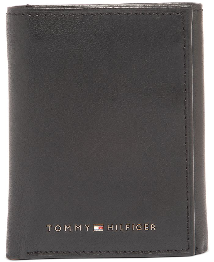 Tommy Hilfiger - Men's Tri-Fold RFID Wallet