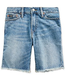 Big Boys Sullivan Slim Denim Shorts