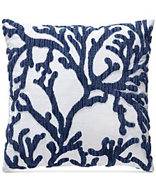 """Coral Reef 20"""" x 20"""" Decorative Pillow"""
