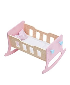 Modern Nordic Princess Baby Doll Cradle