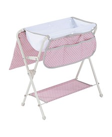 Polka Dots Princess Baby Doll Bath Tub