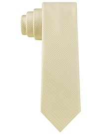 Men's Ribbed Crossbar Tie