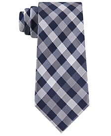 Men's Spectrum Plaid Tie