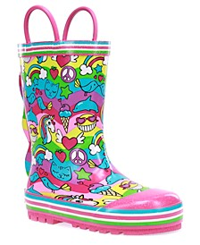 Little Girls 2 Cool Rain Boot