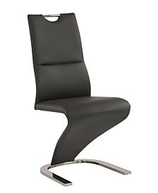 Suri Handle Back Side Chair, Set of 2