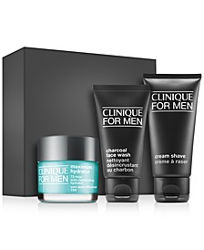 3-Pc. Clinique For Men Daily Intense Hydration Set