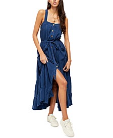 Catch The Breeze Maxi Dress