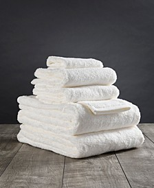 Resort Collection Organic Turkish Cotton 6-Pc. Towel Set