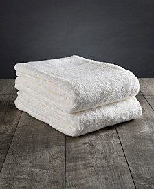 Resort Collection Organic Turkish Cotton 2-Pc. Towel Set