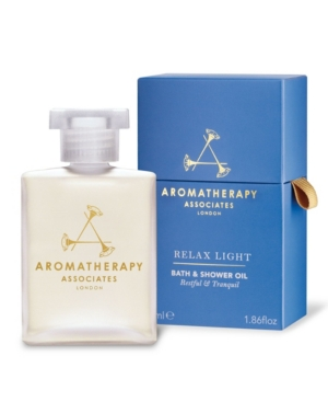 Light Relax Body Bath and Shower Oil
