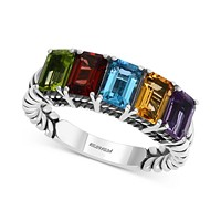 Deals on EFFY Collection EFFY Multi-Gemstone Statement Ring 2-7/8