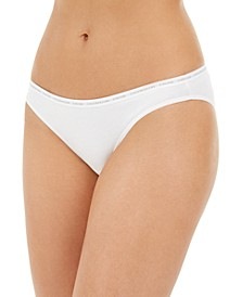 CK One Cotton Singles Bikini Underwear QD3785