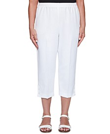 Classics Pull-On Capri Pants