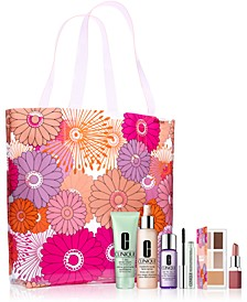 Beauty in Bloom Summer Essentials - Only $29.50 with any Clinique purchase! (A $161 value!)