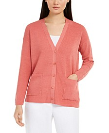 Boyfriend Cardigan, Regular & Petite Sizes