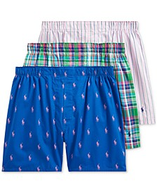 Classic Woven Boxers