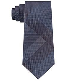 Men's Illusion Classic Plaid Tie