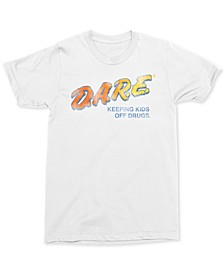 DARE Men's Graphic T-Shirt