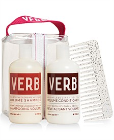 4-Pc. Volume Shampoo & Conditioner Set