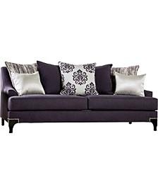 Purple Haze Upholstered Sofa