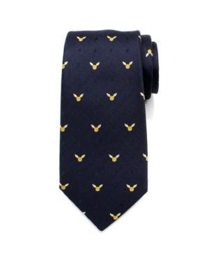 Golden Snitch Dot Men's Tie
