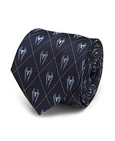 Spider-Man Diamond Men's Tie