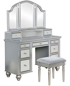 Falden Multi-Drawer Vanity Set