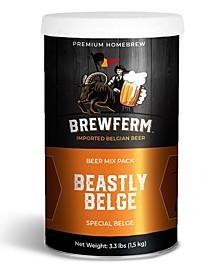 Craft Brew Mix - Beastly Belge, 3.3 lbs