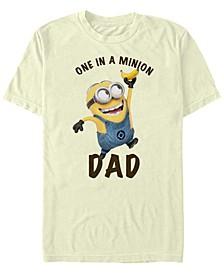 Minions Men's 'Tis The Season To Be Jolly Banana Short Sleeve T-Shirt