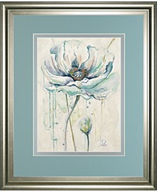 Fresh Poppies by Patricia Pinto Framed Print Wall Art Collection