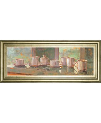 Gathering I by Lorraine Vail Framed Print Wall Art - 18