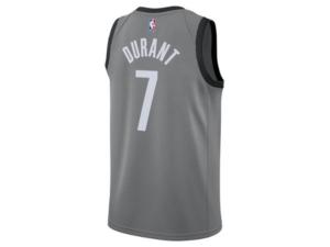 Nike Brooklyn Nets Men's Kevin Durant Statement Swingman Jersey