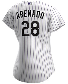 Colorado Rockies Women's Nolan Arenado Official Player Replica Jersey