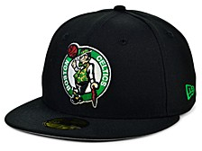 Boston Celtics The Circle Patch 59FIFTY-FITTED Cap