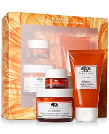 3-Pc. Be Radiant GinZing To Brighten, Energize & Hydrate Set