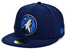 Minnesota Timberwolves The Circle Patch 59FIFTY-FITTED Cap