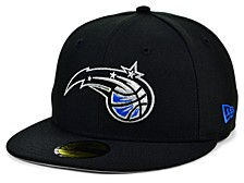 Orlando Magic The Circle Patch 59FIFTY-FITTED Cap