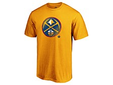 Denver Nuggets Men's Slash And Dash T-Shirt