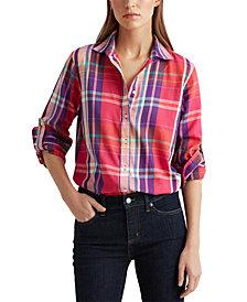 Lauren Ralph Lauren Cotton Twill Shirt