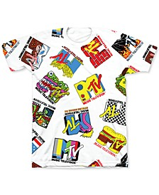 MTV Graphic Men's T-Shirt